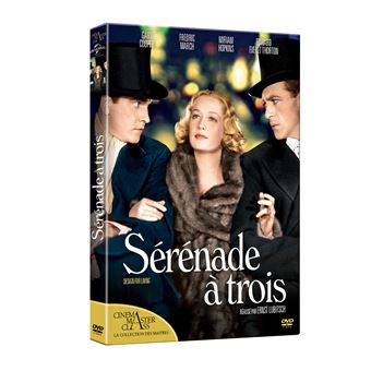 Sérénade à trois DVD