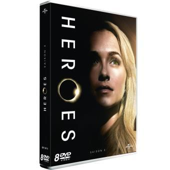 HeroesHeroes L'intégrale de la Saison 3 Coffret DVD