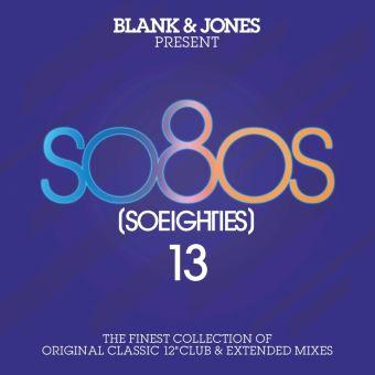 Blank & Jones Presents: So 80s Vol 13 - 2CD