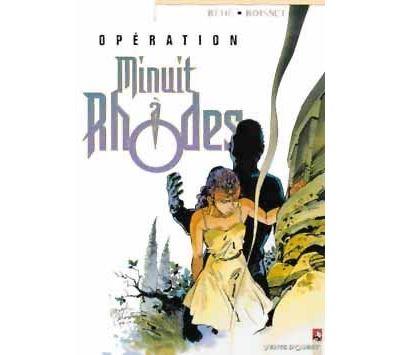 Opération Minuit à Rhodes - Intégrale