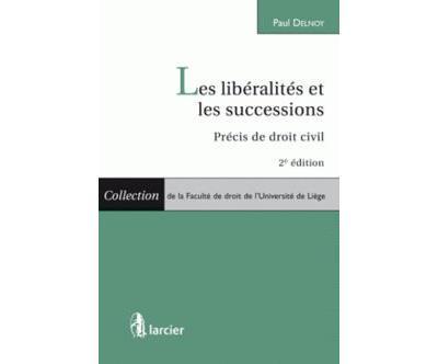 Les Liberalites Et Les Successions