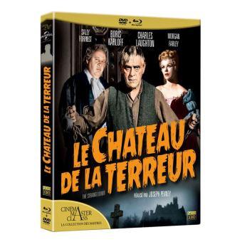 Le Château de la terreur Combo Blu-ray DVD