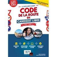 Le code de la route 2020 en candidat libre