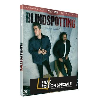 Blindspotting Edition Collector Fnac Combo Blu-ray DVD