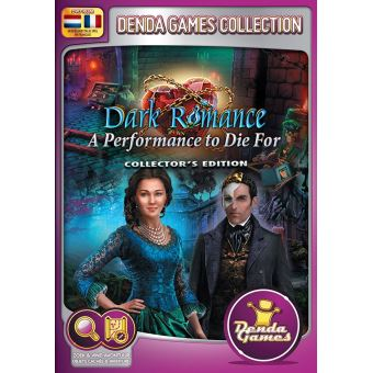 DARK ROMANCE - A PERFORMANCE TO DIE FOR  FR/NL PC