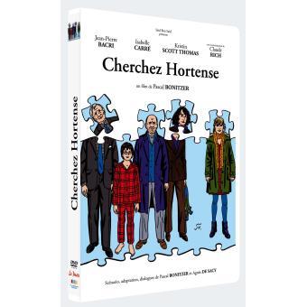 Cherchez Hortense DVD