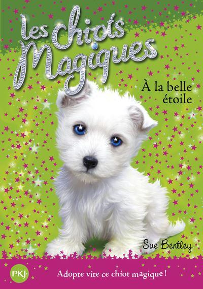 Les chiots magiques - Tome 06 : Les chiots magiques - numéro 06 À la belle étoile