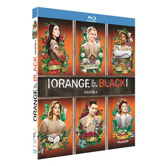 Orange is the New BlackOrange Is the New Black Saison 3 Blu-ray