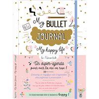 Mon bullet journal memoniak my happy life