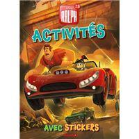 Activités avec stickers