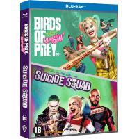 Coffret Birds of Prey et la fantabuleuse histoire de Harley Quinn Suicide Squad Blu-ray