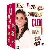 Coffret Clem L'intégrale des 8 saisons DVD