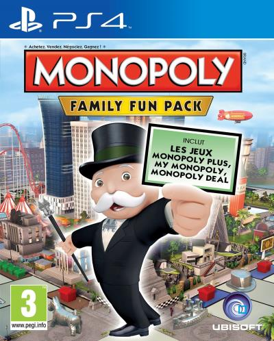Monopoly Edition Deluxe PS4