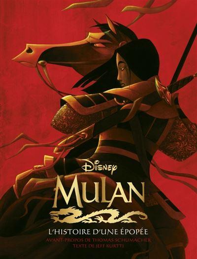 Mulan, l'histoire d'une Epopée