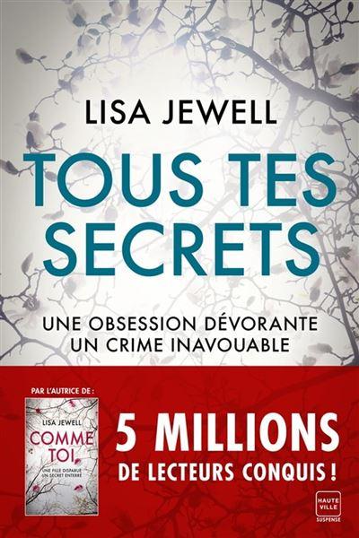Tous tes secrets - 9782811226916 - 9,99 €