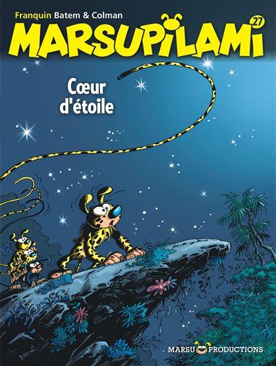 Marsupilami - Coeur d'étoile
