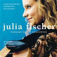 Concertos russes pour violon