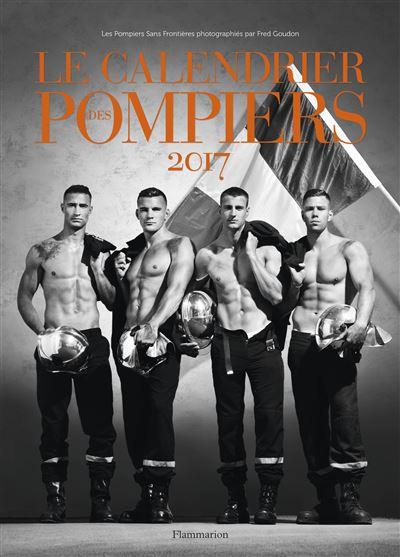 Le calendrier 2017 des pompiers