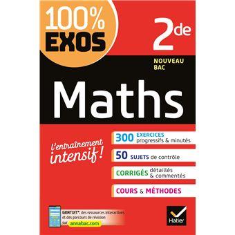 Maths 2de Exercices Resolus Seconde Broche Laurent Darre Achat Livre Ou Ebook Fnac