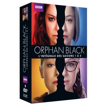 Orphan BlackCoffret Orphan Black Saisons 1 à 3 Edition limitée DVD