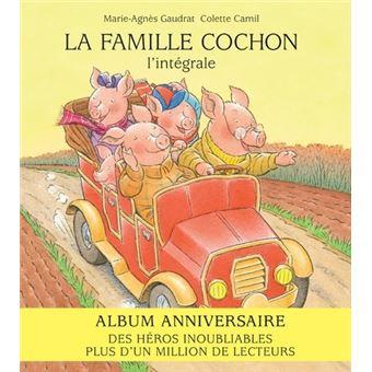 La Famille CochonLa Famille Cochon, L'Intégrale