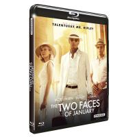 Two Faces of January Blu-Ray