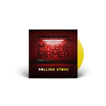 ROLLING STONE/LP JAUNE