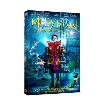 Molly Moon et le livre magique de l'hypnose DVD