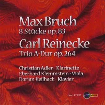 Huit pieces op 83/trio op 264