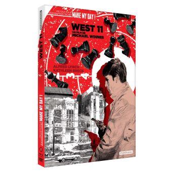 West 11 Combo Blu-ray DVD