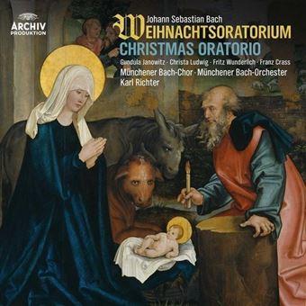 Bach: Weihnachtsoratorium, BWV 248 - 3 Vinilos