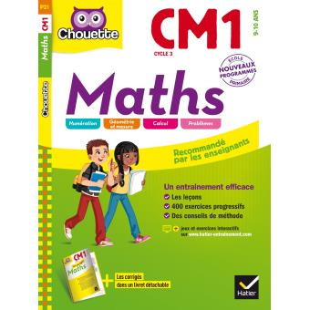 Maths CM1 Cycle 3 Workbook