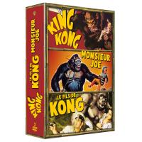 Coffret Grands Singes 3 films DVD