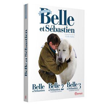 Belle et SébastienBelle et Sébastien La trilogie Coffret DVD