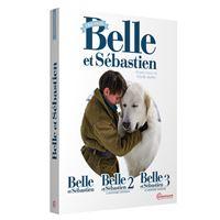 Belle et Sébastien La trilogie Coffret DVD