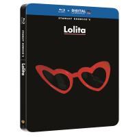 Lolita Steelbook Blu-ray