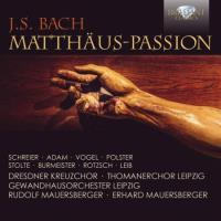 La passion selon Saint Matthieu - 3 CD