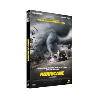 Hurricane DVD