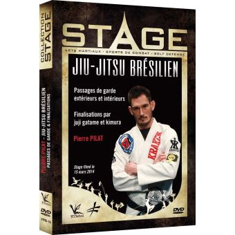 Jiu-Jitsu Brésilien DVD