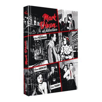 MARK DIXON DETECTIVE-FR-BLURAY+DVD
