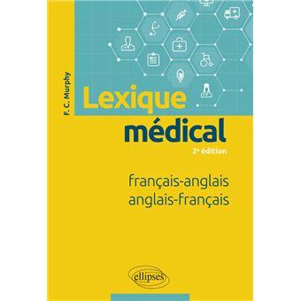 Lexique Medical Francais Anglais Anglais Francais