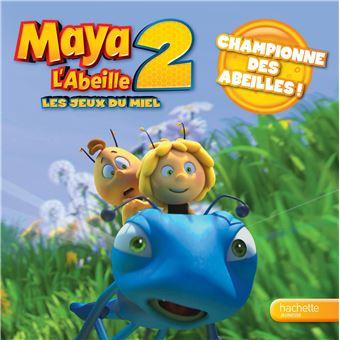 Maya L'abeilleMaya l'abeille 2, Histoire brochée