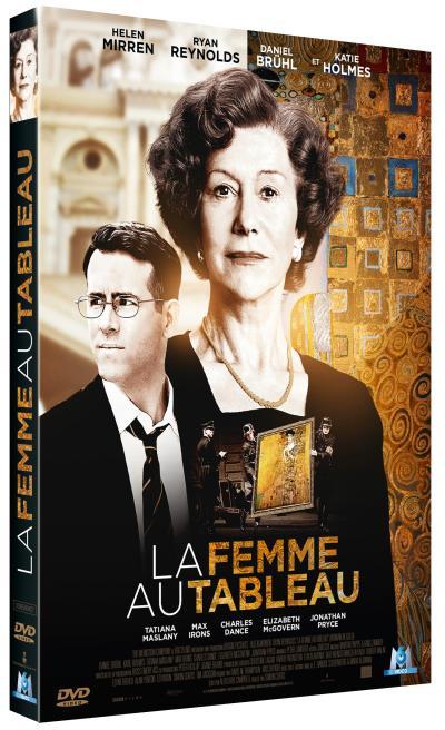 La Femme Au Tableau Dvd Dvd Zone  Simon Curtis Helen Mirren Mirren Achat Prix Fnac