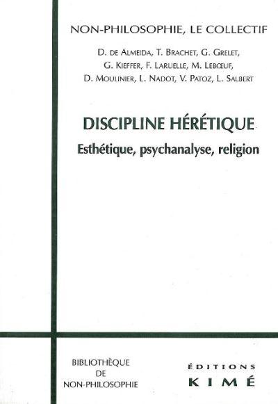Discipline hérétique