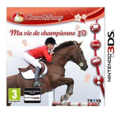Ma vie de championne d'équitation Nintendo 3DS