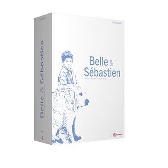 Belle et SébastienBelle et Sébastien Saisons 1 à 3 Coffret DVD