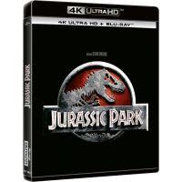 Jurassic Park Blu-ray 4K Ultra HD