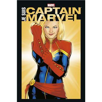 Captain MarvelJe suis Captain Marvel