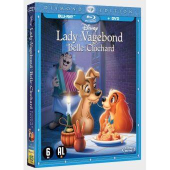 B-LADY & DE VAGEBOND-LA BELLE & LE CLOCHARD-ED DIAMOND-BD+DV