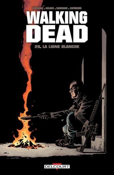 Walking Dead T29 - La ligne blanche - 9782413009313 - 10,99 €